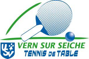 logo US Vern Tennis de Table